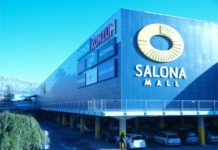 Salona mall