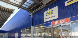 IKEA dostavni centar Zadar